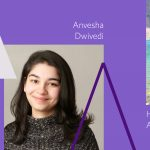 Helena Almeida and Anvesha Dwivedi receive 2021 Outstanding Leader in the Faculty of Arts Award